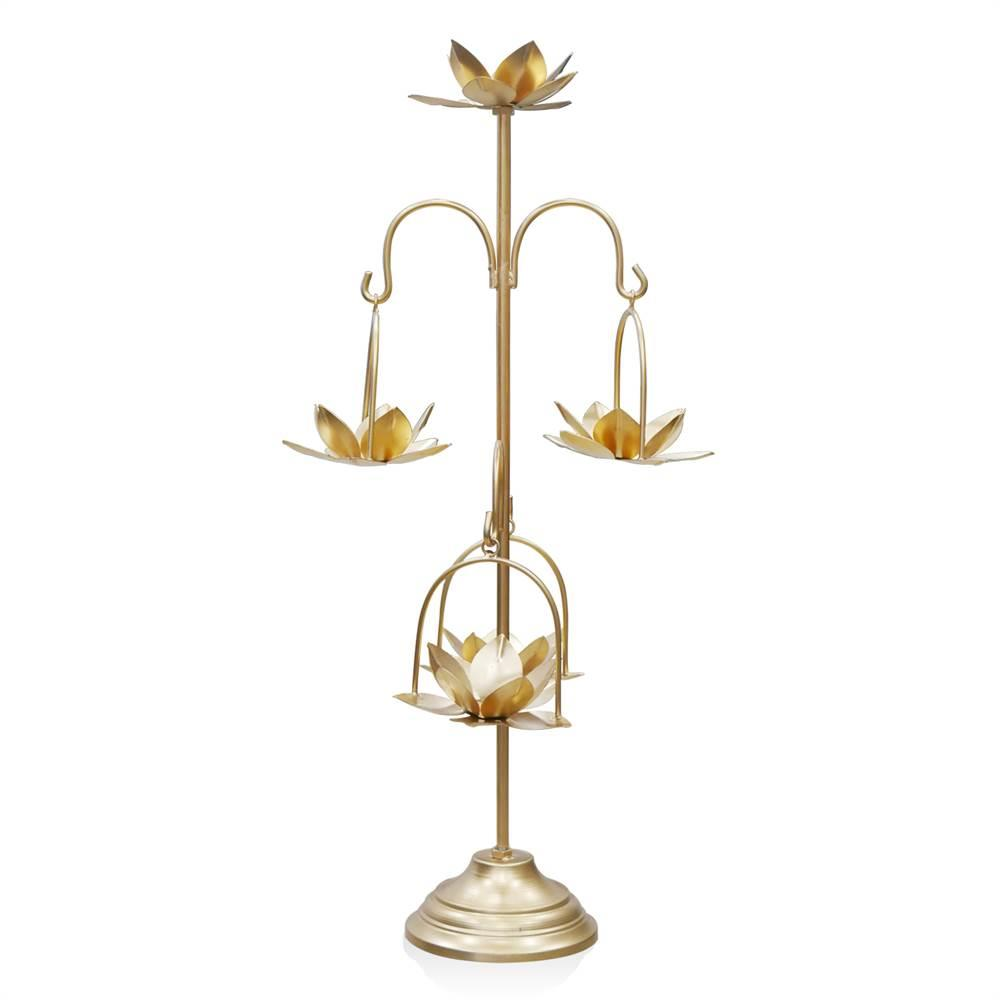 Lotus Candle Stand