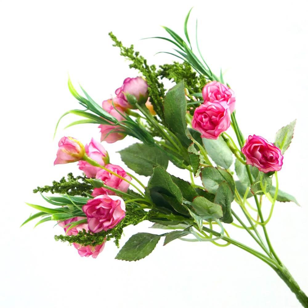 Spray Rose Bunch With Fillar