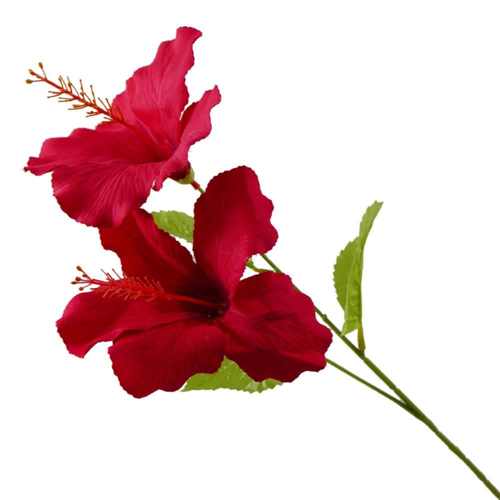 Hibiscus Flower Stick